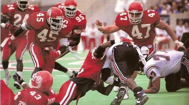Utah all red 80s