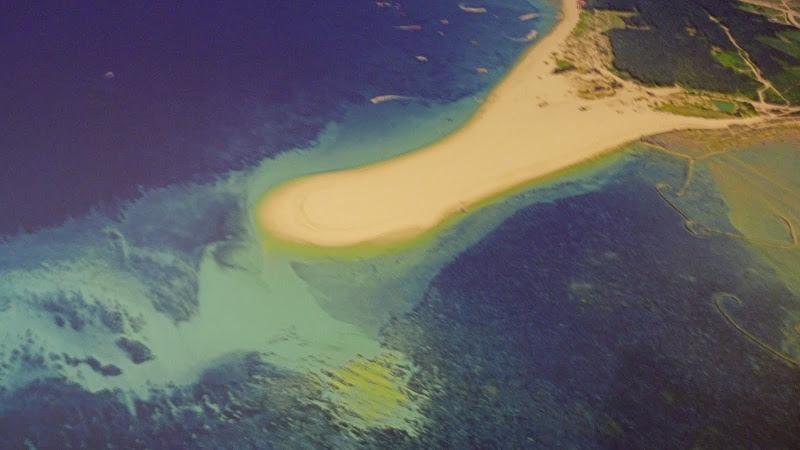 Photo de photo.Une des îles de l'archipel. Il faut prendre un bateau pour y aller.