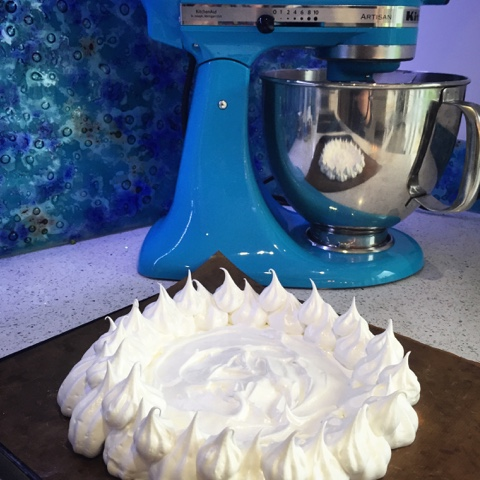 Pavlova Kitchen Aid