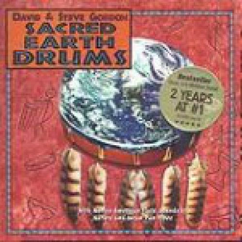 Cd Sacred Earth Drums By Gordon Gordon