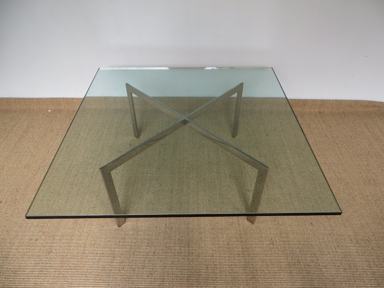 Barcalona-Style Coffee Table