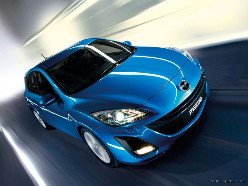 2010 mazda mazda3 hatchback specifications pictures prices. Black Bedroom Furniture Sets. Home Design Ideas