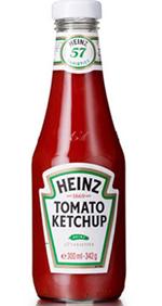 [ketchup bottle]
