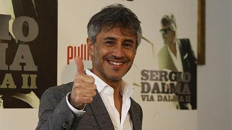 Sergio Dalma vía