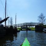137-We varen terug over de Diepe Dolte en zetten koers naar de Nauwe Larts.