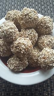Energy balls sans gluten