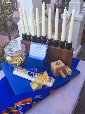 2014 Epcot Hanukkah