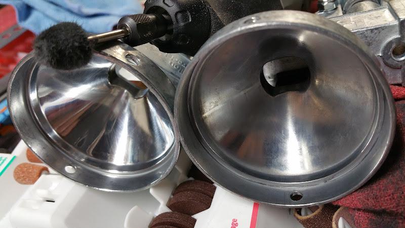 New XL650 - powder measure polish? - Calguns net