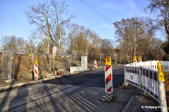 Photo: Fernwärmerohre-Unterfahrung Ehmannstraße
