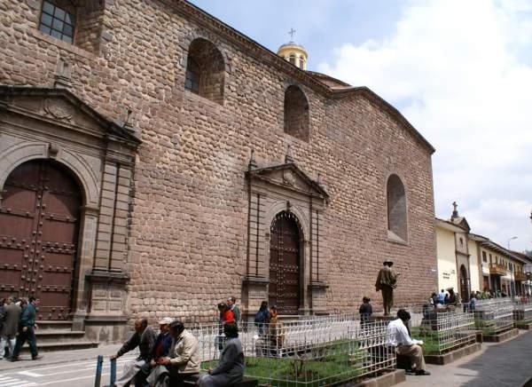 Convento de Santa Catalina Cusco