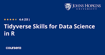 best Data Science Specialization from Johns Hopkins University