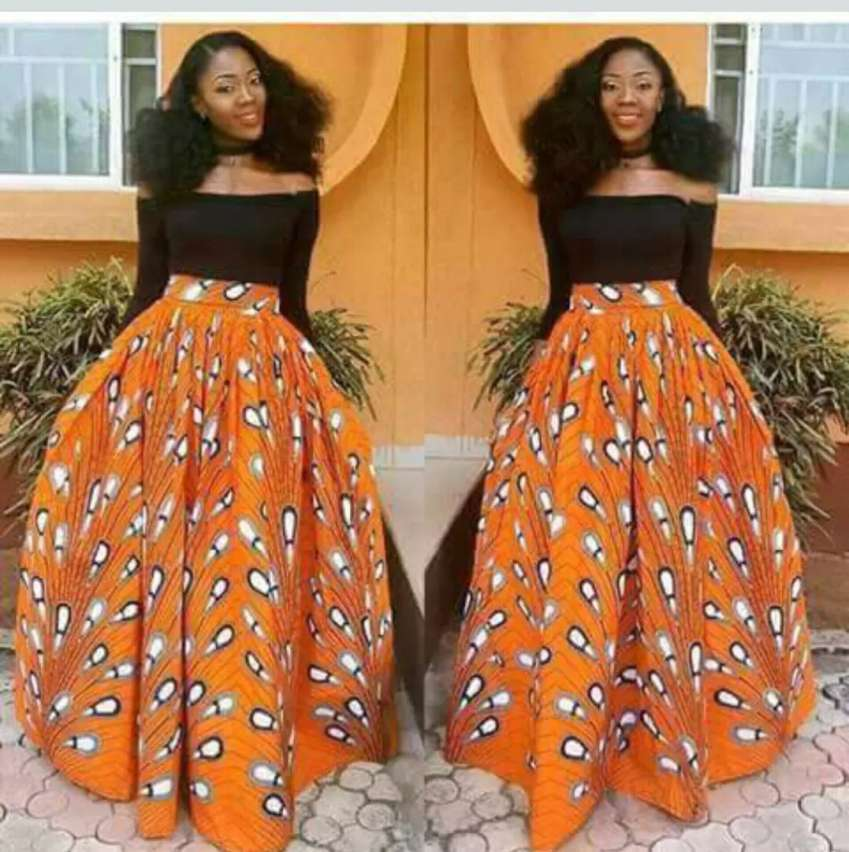 Fashion Trends Dress For The Modern Women In Africa 6