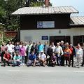 markacisti ispred pl. doma Poklon