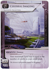 Cerebral imagining haas Bioroid Fast Advance Fantasy Flight games Netrunner Crying Grumpies