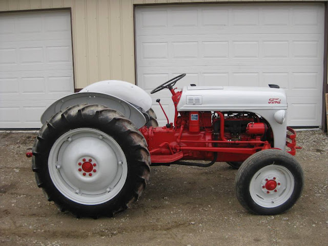 1956 Ford 640 Tractor Fenders : Ford n pictures mytractorforum the friendliest