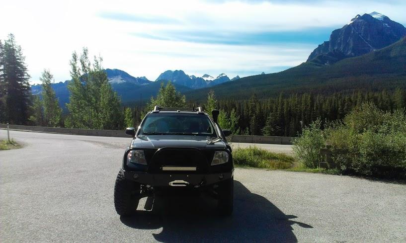 Calgary Ts Pro 4x Nissan Frontier Forum
