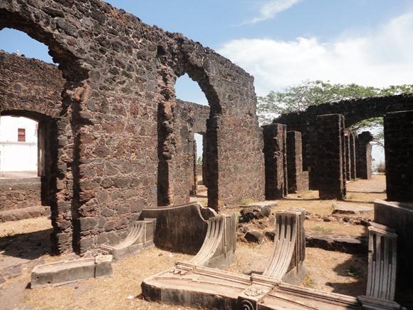 Palácio do Barão de Mearim - Alcantara, Maranhao, foto: tripnordestina.blogspot.it
