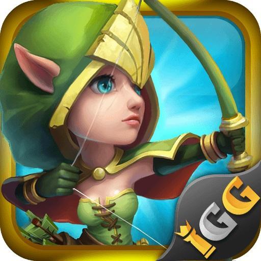 Castle Clash Korkusuz Takımlar (game)