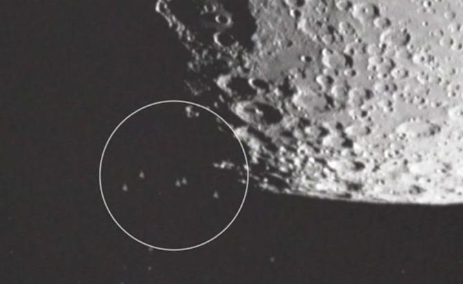 Extraterrestres estão aqui, na Terra, na Lua e no nosso Sistema Solar 02