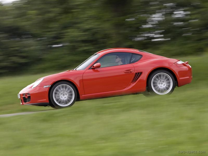 2007 porsche cayman coupe specifications pictures prices. Black Bedroom Furniture Sets. Home Design Ideas