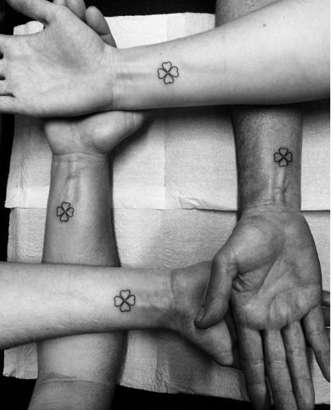 estes_famlia_trevo_de_tatuagens