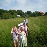 Návštěva dětí z MŠ Bařiny v 1. tř. ZŠ