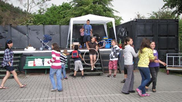 Festyn Rodzinny - Parafialnego Zespołu Caritas oraz Rady Dzielnicy Mały Kack - festyn70.JPG