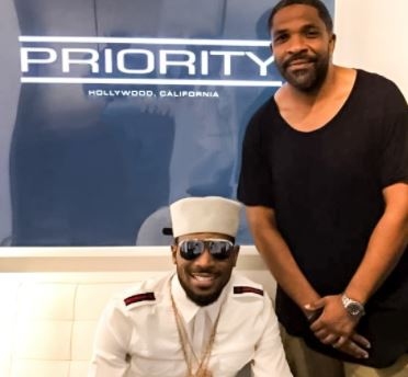 """It's Not a Lie"" – D'banj Bags New Global Distribution Deal With Priority Records (Photos)"