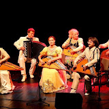 Концерт в г.Вонгровец (Польша)
