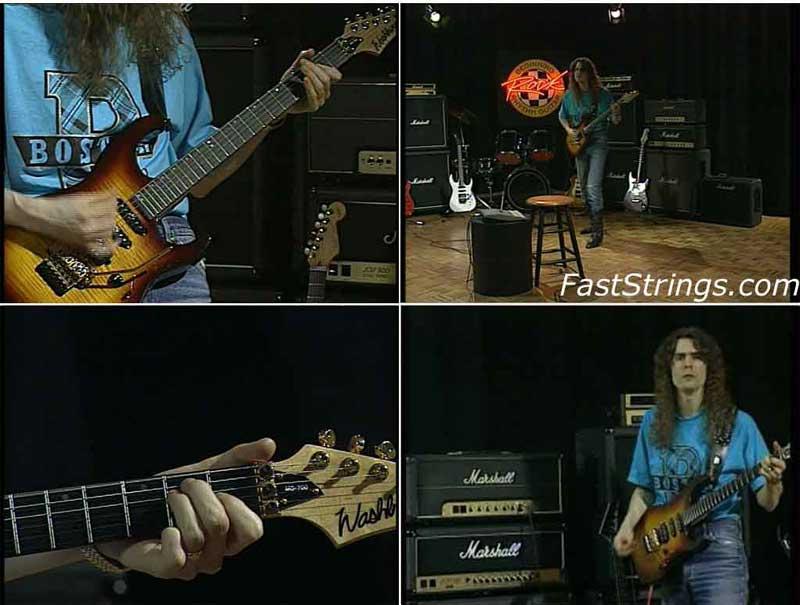 Troy Stetina - Beginning Rock Rhythm Guitar