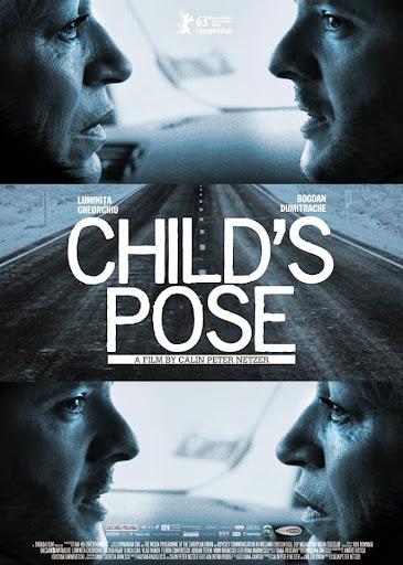 Οικογενειακή Υπόθεση Pozitia copilului Child's Pose Poster