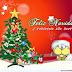 Gaturro Feliz Navidad y Año nuevo