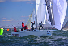J105 North Americans winner- Jim Rathbun- Toronto, Ont.