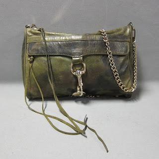 Rebecca Minkoff Camo Leather M.A.C. Bag