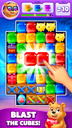 Jewel Match Blast - Classic Puzzle Games Free 1.3.2.2 screenshots 8