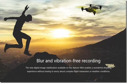 xiro xplorer mini il drone per i selfies_3