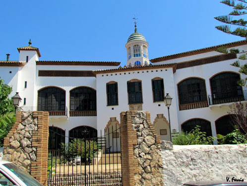 Hospital de sant joan baptista sitges barcelona modernista - Arquitecto sitges ...