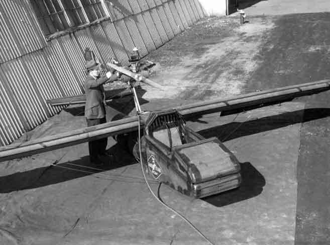 Резиновый самолет