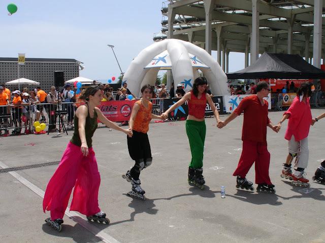 Festa de la bici i els patins 2009 - DSC05856.JPG