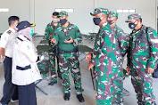 Satgas Yonif 642 Gelar Pengawasan Terhadap PMI dari Malaysia, Upaya Penanganan Covid di Wilayah Perbatasan