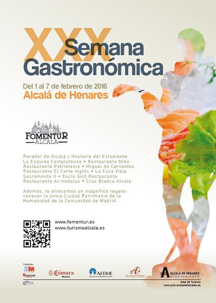 XXX Semana Gastronómica Alcalá
