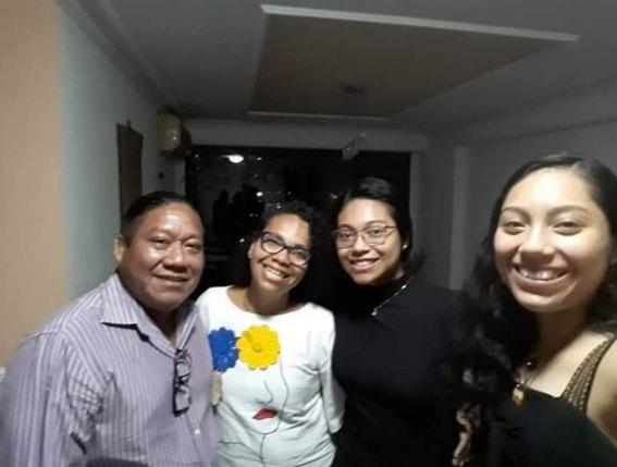 Aldevan, Ana Carla, Kaina & Waina