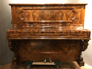 Julius Feurich Urpright Piano