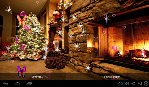 3D Christmas Wallpapers screenshot 7