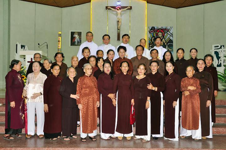 Phan Sinh Tại Thế miền Nha Trang tổ chức bế mạc năm thánh tại Giáo xứ Vĩnh Phước