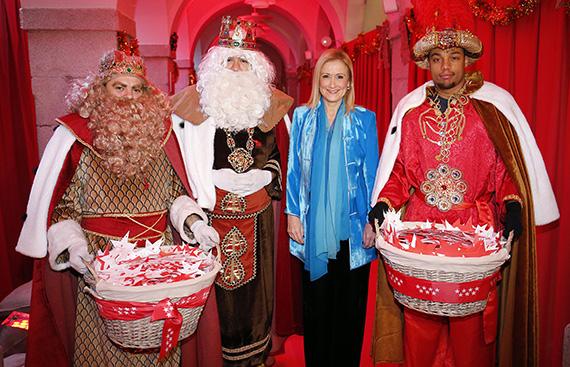 Los deseos de los madrileños llegan a los Reyes Magos
