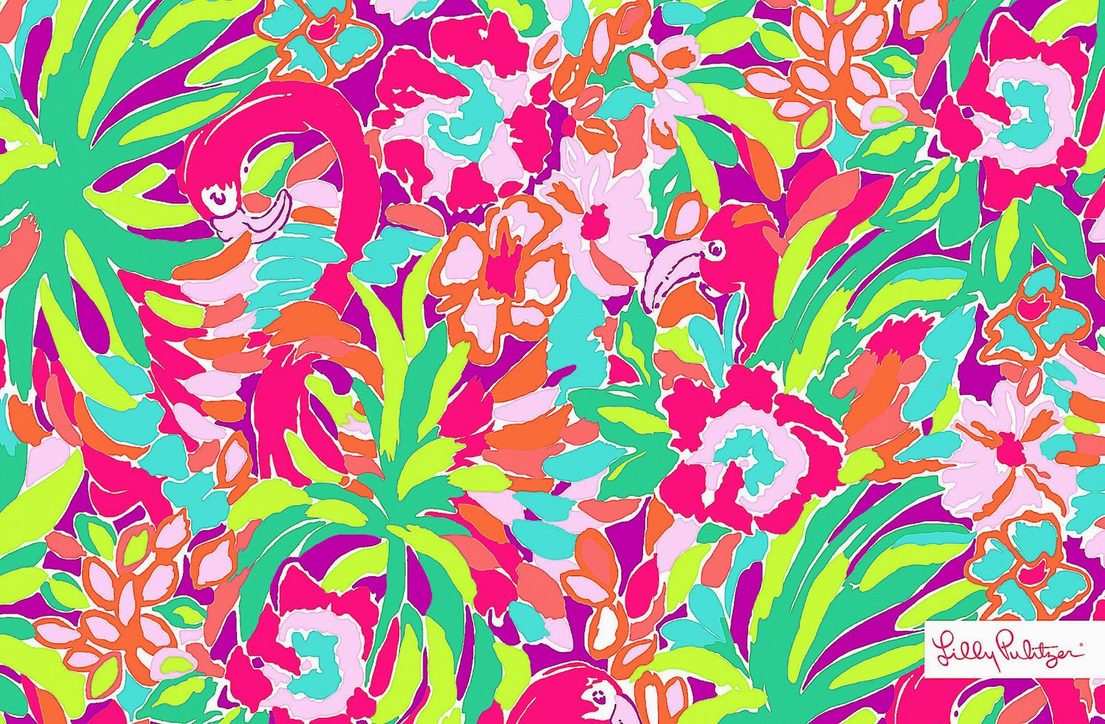 awesome lilly pulitzer wallpaper - photo #35