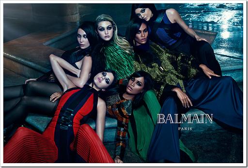 Campañas moda invierno 2016 01 Balmain
