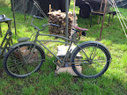 US Army Bicycle - Market Garden basecamp in Veghel. September 2014