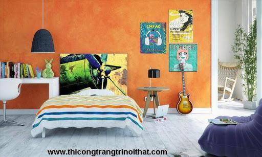 Mẫu Phòng Ngủ Đẹp Từ Công Ty NOYO - <strong><em>Thi công trang trí nội thất</em></strong>-6